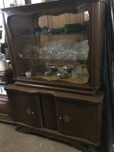 Art Deco display cabinet  2 pieces in Spangdahlem, Germany