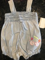 12 month romper NWT in Chicago, Illinois