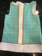 3-6 month Janie and Jack shift dress/bloomer in Aurora, Illinois