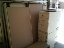 Office cubical in Alamogordo, New Mexico