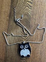 owl necklace in Chicago, Illinois