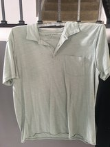 Men's rouge mint polo size large in Aurora, Illinois