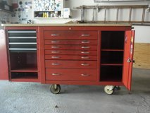 Craftsman rollaway tool box in Glendale Heights, Illinois