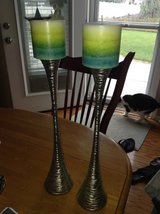 Tall Candlesticks in Aurora, Illinois