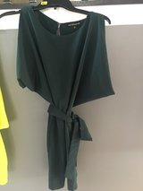 Size Small Akira dark teal dress in Chicago, Illinois