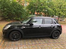 Mini Cooper, 2015, 4-doors, black, beautiful condition, EU-spec in Spangdahlem, Germany