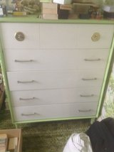 Vintage Painted Chest of Drawers in Bartlett, Illinois
