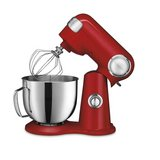 ***BRAND NEW***RED Cuisinart 5.5 Quart Master Mixer*** in Cleveland, Texas