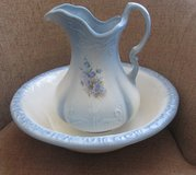Antique  Vintage Pitcher And Wash Basin in Pleasant View, Tennessee