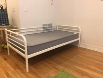ikea twin bed frame in Naperville, Illinois