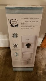 New Over the toilet space saver (Reduced#1) in Camp Lejeune, North Carolina