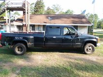 Chevy, Dual Wheels, K3500,, 4x4, Auto, one owner in Wilmington, North Carolina