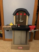 Little Tikes Tool Bench in Bartlett, Illinois