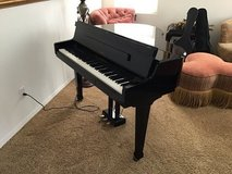 Mini baby grand piano in Camp Pendleton, California