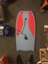 Morey Boogie Board with leash in Camp Pendleton, California
