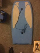 Boogie Board with Leash in Camp Pendleton, California