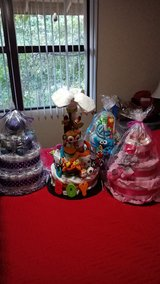 Custom made Diaper cakes in Honolulu, Hawaii