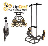 UpCart Lift 200lb Capacity Stair Climbing Folding Hand Truck in Glendale Heights, Illinois