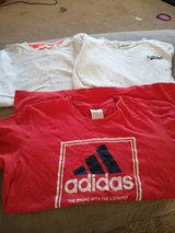 men's m t shirts super dry, adidas, Jack Jones in Lakenheath, UK