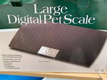 Large Pet Weight Scale in Stuttgart, GE