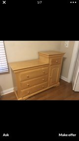 changing table , dresser in Joliet, Illinois