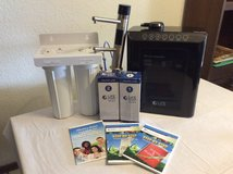 LIFE IONIZERS WATER PURIFICATION SYSTEM WITH DUAL FAUCETS & FLITERS in Alamogordo, New Mexico