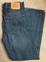 Levis 505 boys size 18 29x29 in Fort Campbell, Kentucky