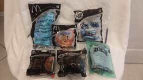 McDonald and Burger King Meal Toys in St. Charles, Illinois