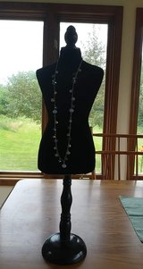 Dress form for necklaces in Aurora, Illinois