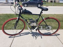 Motorized 700c Bicycle in Naperville, Illinois