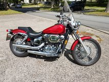 Honda Shadow Spirit in Wiesbaden, GE