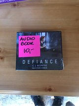 Defiance by C.J.Redwine audiobook in Algonquin, Illinois