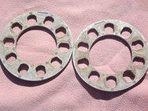 Universal wheel spacers in Alamogordo, New Mexico