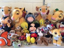 Plush Disney-Lion King-Toy Story-many otherss in Fort Campbell, Kentucky