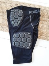 Adidas padded FOOTBALL compression shorts in Miramar, California