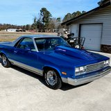 1982 Chevy Elcamino in Wilmington, North Carolina