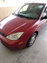 2003 ford focus in Yucca Valley, California