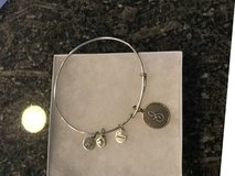 "Alex and Ani ""S"" Bracelet in Kingwood, Texas"