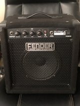 fender bass amp in Okinawa, Japan