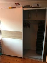 Clothes cabinet with sliding doors in Spangdahlem, Germany