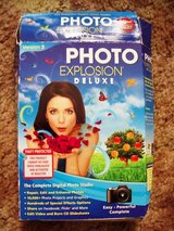 NIB Never Used Version 5 PHOTO EXPLOSION DELUXE in Alamogordo, New Mexico