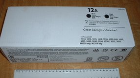 HP Q2612AD LASERJET PRINT CARTRIDGE (NEW) in Lakenheath, UK