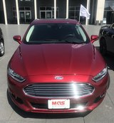 Ford Fusion Titanium AWD - Certified Pre-Owned in Wiesbaden, GE
