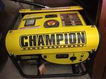 Champion Generator in Ramstein, Germany