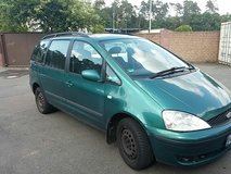 For Sale 2001 Ford Galaxy Diesel in Ramstein, Germany
