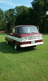 1961 Corvair Rampside (pick up) in Wilmington, North Carolina