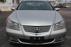 2007 Acura RL SH-AWD in Pasadena, Texas
