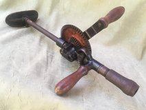 Antique Brace Drill in Glendale Heights, Illinois