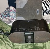 Sony CD, iPod, iPhone dock, BoomBox. CD Case in Fort Campbell, Kentucky