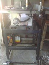"Craftsman 10"" table saw in Glendale Heights, Illinois"
